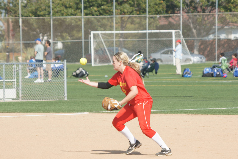 College of the Desert Roadrunners Girls Softball  V Santa Monica 1 29 11