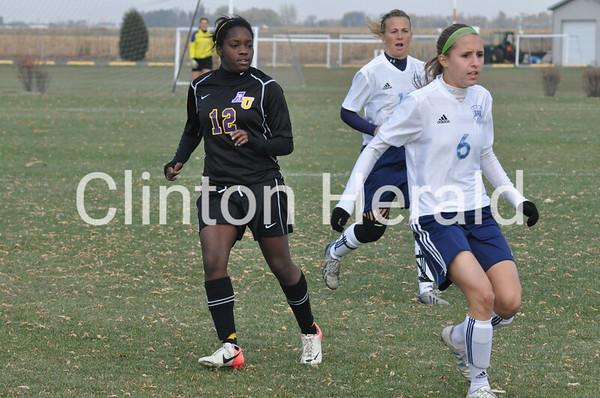 College women's soccer