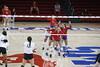 SMU vs Cincinnati Volleyball ay Moody Coliseum in Dallas, Texas on September 24, 2016. (Photo by/Sharon Ellman)