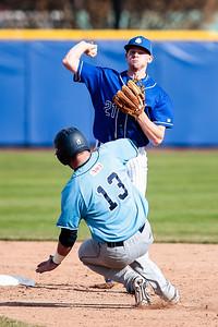 Baseball 2015:  Saint Louis University Billikens v Rhode Island Rams