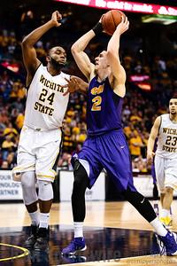 NCAA BASKETBALL: MAR 05 Missouri Valley Conference Championship - Wichita State v Northern Iowa