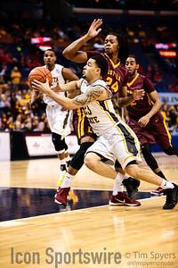 NCAA BASKETBALL: MAR 04 Missouri Valley Conference Championship - Witchita State v Loyola