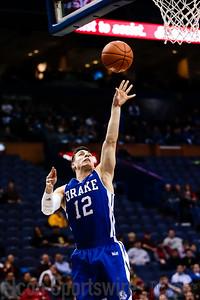 NCAA BASKETBALL: MAR 03 Missouri Valley Conference Championship – Drake v Missouri State