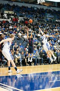 MBB 2015:  Saint Louis University Billikens v University of Dayton Flyers