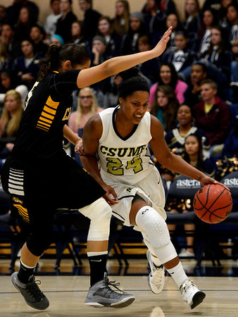 CSUMB CSULA Womens Basketball
