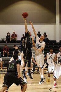 2015 SCC Mens Basketball at Chandler Gilbert 01-31-15