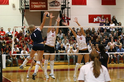 2007 Utah Utes vs BYU Volleyball