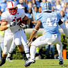 NC State wolfpack defeats UNC Tar Heels November 20, 2010 29-25 in Chapel Hill, NC.