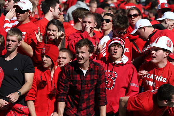 UNC at NC State 0-13 11-5-2011