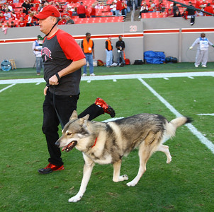 Wake Forest at NC State 11-10-12