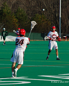 Keene State vs. Plymouth State - Lacrosse 4-10-08