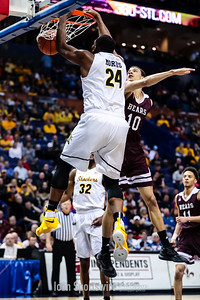 COLLEGE BASKETBALL: MAR 04 MVC Championship - Wichita State v Missouri State