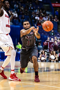 COLLEGE BASKETBALL: MAR 04 MVC Championship - Illinois State v Southern Illinois
