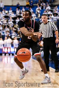 NCAA BASKETBALL: NOV 15 Hawks at Billikens