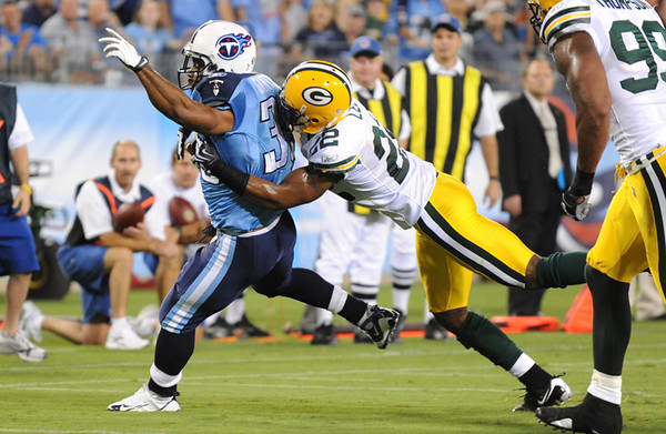 Titans - Packers Pre-Season '09