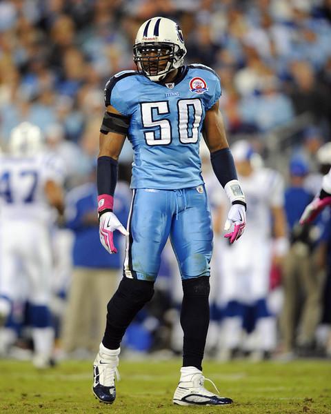 Titans vs Colts '09