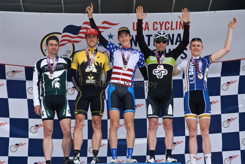 Men Division I Crit Awards