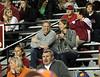 Randy & Beth Fletcher ~ Motorola & Palmetto Health, respectively<br /> <br /> USC / Clemson Football ~ Nov 26, 2011<br /> <br /> ~ Image by Martin McKenzie ~