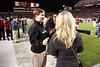 Robbie Liles ~ Director of High School Relations<br /> <br /> USC / Clemson Football ~ Nov 26, 2011<br /> <br /> ~ Image by Martin McKenzie ~