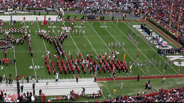 USC ~ Armed Forces Tribute