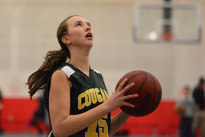 Collegiate Girls Basketball 2014
