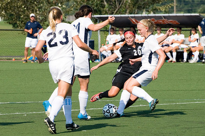 2012 Stevenson University Mustangs Women's Soccer
