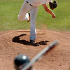 "Rocky Mountain Hit Club pitcher Steve Heyliger pitches the ball on Saturday, July 30, during a baseball game against The Colorado Twins at Scott Carpenter Park in Boulder. Rocky Mountain Hit Club won the game 18-5. For more photos go to  <a href=""http://www.dailycamera.com"">http://www.dailycamera.com</a><br /> Jeremy Papasso/ Camera"