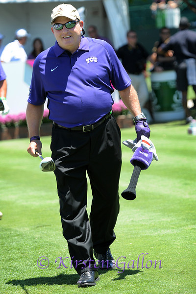COACH GARY PATTERSON<br /> COLONIAL 2013 PRO AM