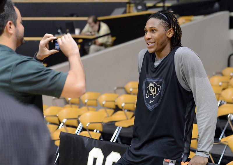 CU Media Day Men's Basketball