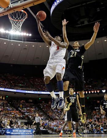 NCAA Colorado Illinois Basketball