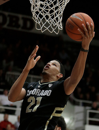 Colorado Stanford Basketball