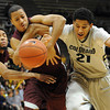 Colorado Maryland Eastern Shore NCAA Men's Basketball