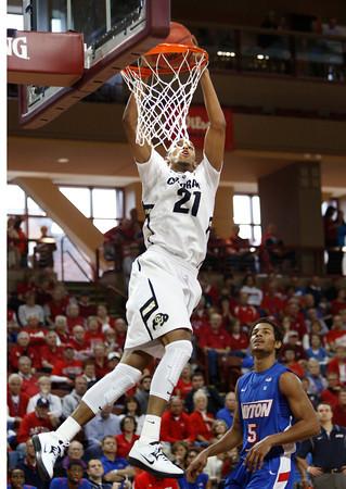 Dayton Colorado Basketball