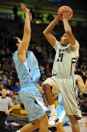 Colorado_The Citadel NCAA Men's Basketball