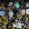 "The CU student section makes a huge distraction for the Oregon shooter during the second half of the March 7, 2013 game in Boulder.<br /> For more photos of the game, go to  <a href=""http://www.dailycamera.com"">http://www.dailycamera.com</a>.<br /> Cliff Grassmick / March 7, 2013"