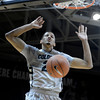 "University of Colorado's Andre Roberson dunks the ball during a game against Colorado State University on Wednesday, Dec. 5, at the Coors Event Center on the CU campus in Boulder. CU won 70-61. For more photos of the game go to  <a href=""http://www.dailycamera.com"">http://www.dailycamera.com</a><br /> Jeremy Papasso/ Camera"