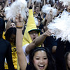 "University of Colorado fans cheer during a game against Colorado State University on Wednesday, Dec. 5, at the Coors Event Center on the CU campus in Boulder. CU won 70-61. For more photos of the game go to  <a href=""http://www.dailycamera.com"">http://www.dailycamera.com</a><br /> Jeremy Papasso/ Camera"