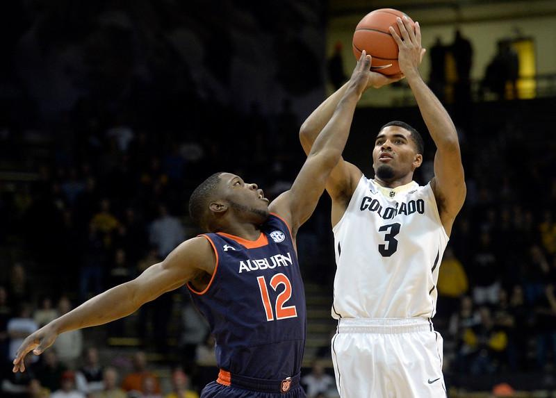 CU vs Auburn Men's Basketball