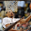 Andre Roberson goes to the basket against Texas Southern.<br /> Cliff Grassmick / November 27, 2012
