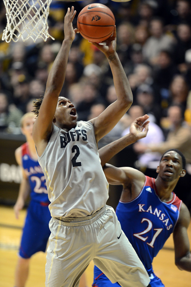 Colorado Kansas NCAA Men's Basketball569  Colorado Kansas NCAA M