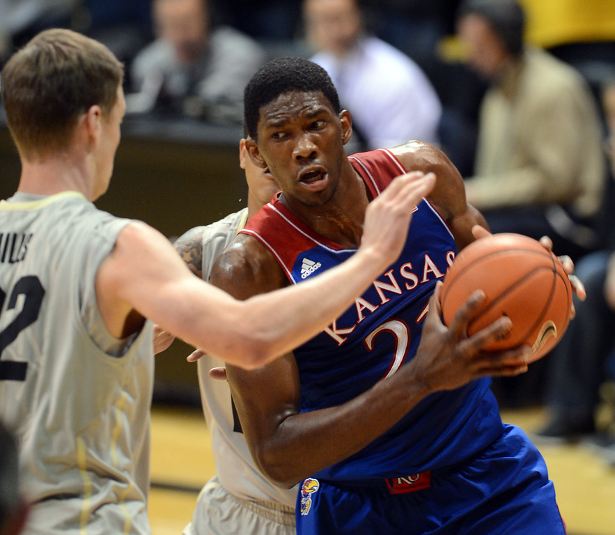 Colorado Kansas NCAA Men's Basketball239  Colorado Kansas NCAA M