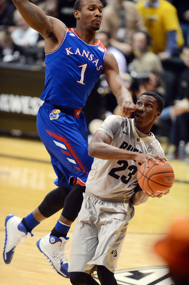 Colorado Kansas NCAA Men's Basketball472  Colorado Kansas NCAA M