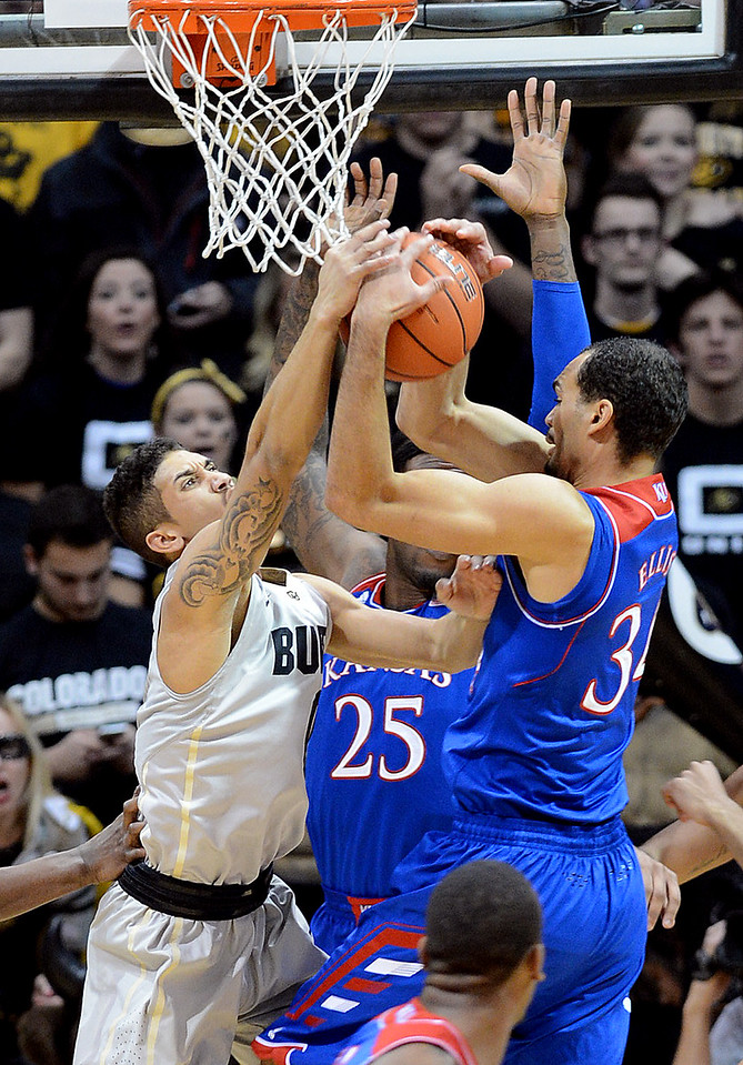 Colorado Kansas NCAA Men's Basketball48  Colorado Kansas NCAA Me