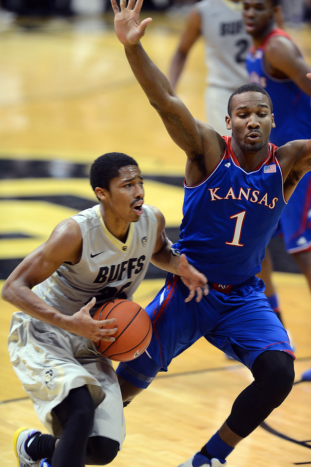 Colorado Kansas NCAA Men's Basketball642  Colorado Kansas NCAA M