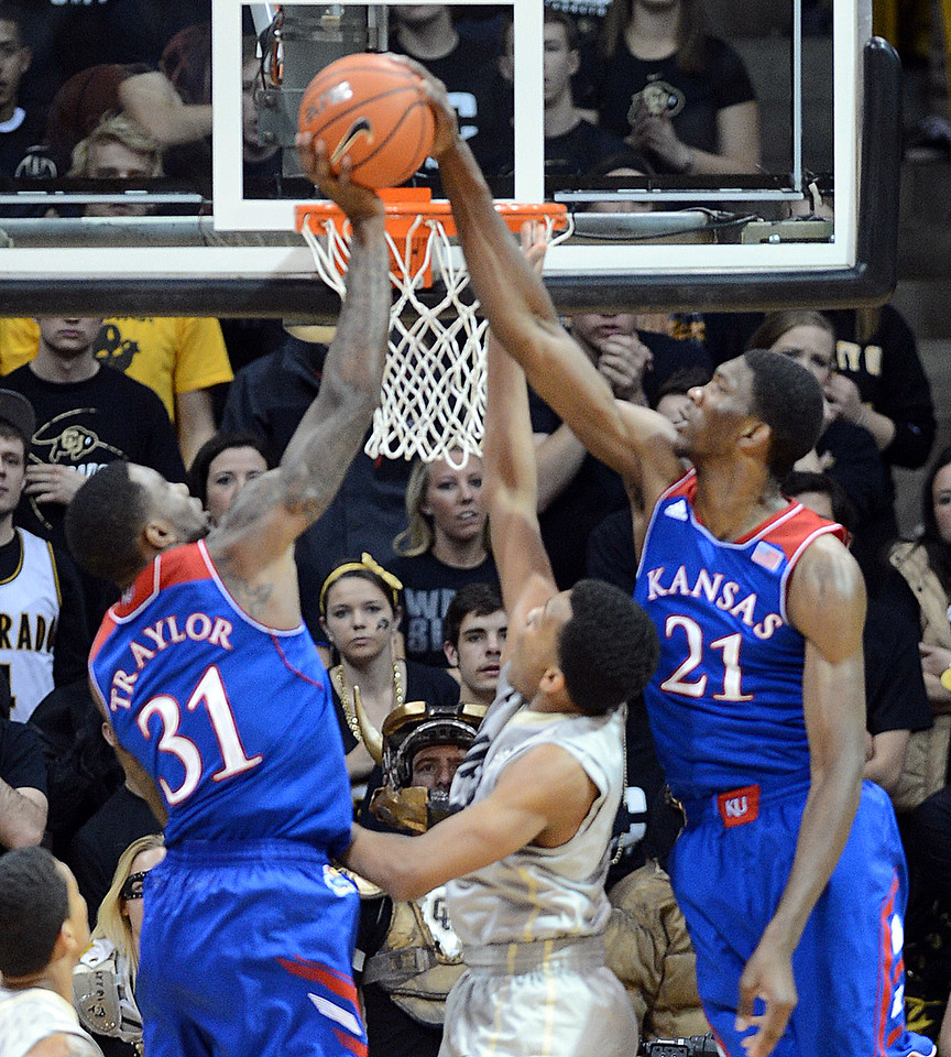 Colorado Kansas NCAA Men's Basketball161  Colorado Kansas NCAA M