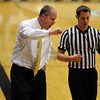 "Tad Boyle had a difficult time with the officiating during the second half of the January 24th, 2013 game in Boulder.<br /> For more photos of the game, go to  <a href=""http://www.dailycamera.com"">http://www.dailycamera.com</a>.<br /> Cliff Grassmick / January 24, 2013"