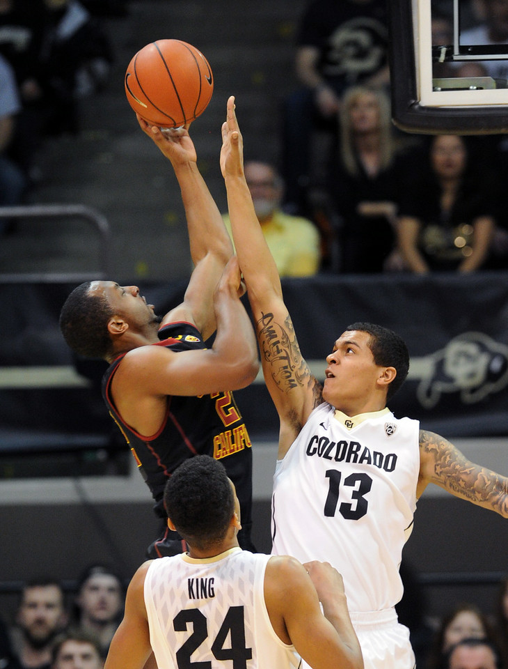 Colorado USC NCAA Men28  Colorado USC NCAA Men28Colorado USC NCA