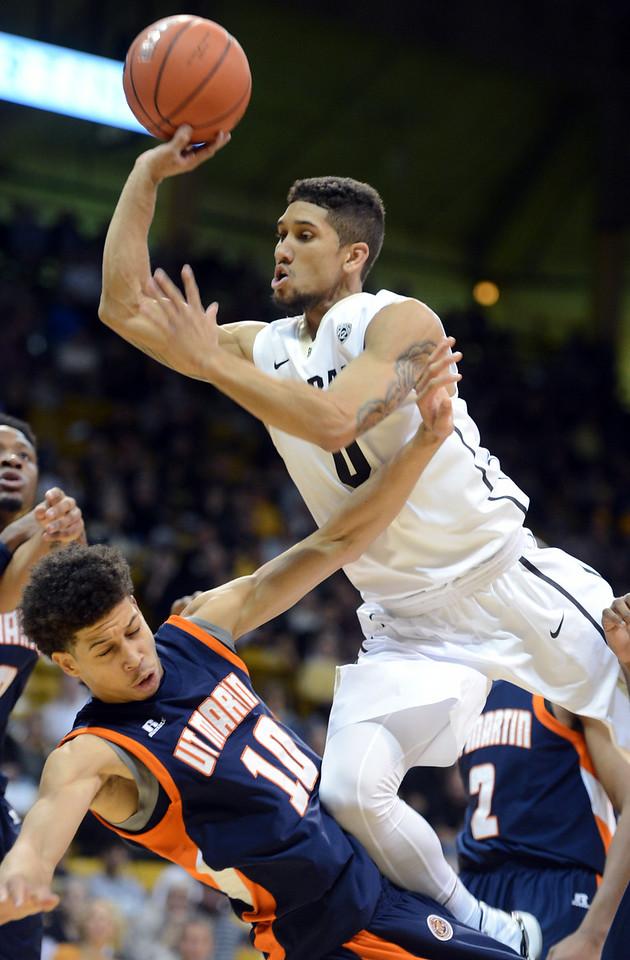 Colorado Tenn.-Martin NCAA Basketball98  Colorado Tenn.-Martin N