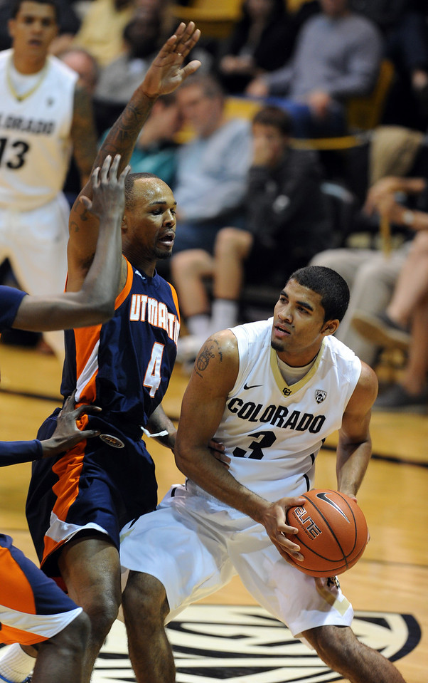 Colorado Tenn.-Martin NCAA Basketball147  Colorado Tenn.-Martin