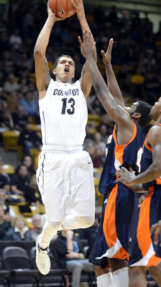Colorado Tenn.-Martin NCAA Basketball87  Colorado Tenn.-Martin N